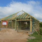 Karkasiniai namai - statyba