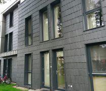 Ventiliuojamo fasado montavimas - ventiliuojamas fasadas Danstemos statyba