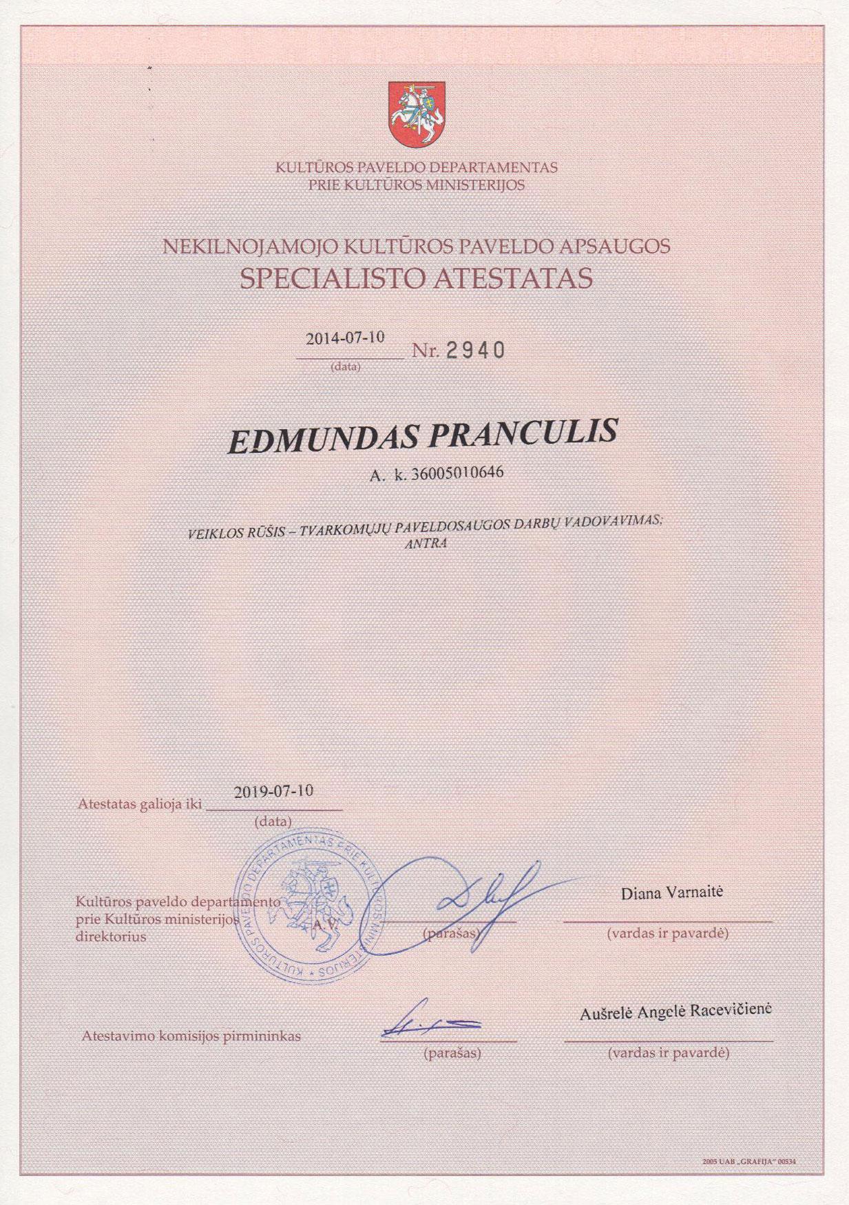 Edmundo-Pranculio-KVAD